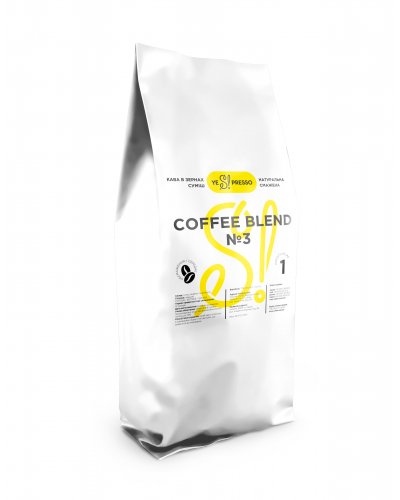 Coffee Blend №3 Yes!Presso